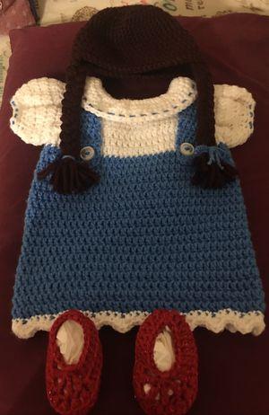 Halloween Dorothy inspired costume for Sale in Houston, TX