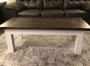 Farmhouse Coffee Table for Sale in Woodbury, MN
