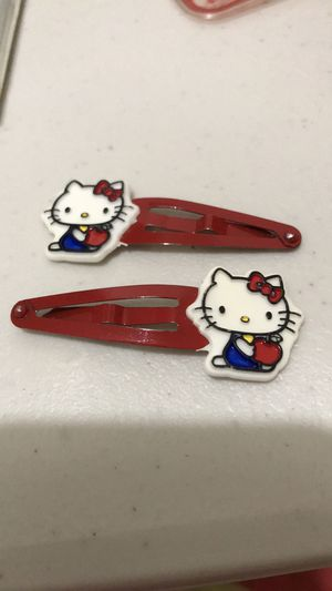 Hello Kitty Hair Clip for Sale in Queens, NY
