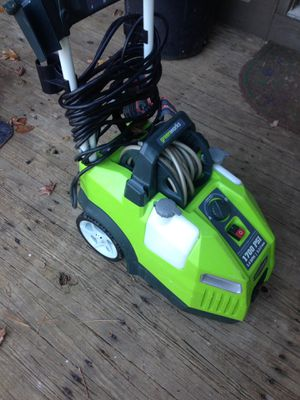 Green works pressure washer for Sale in Walton Hills, OH