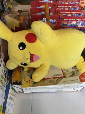 Lot of Pokémon toys, figures, and plushies for Sale in Owings Mills, MD