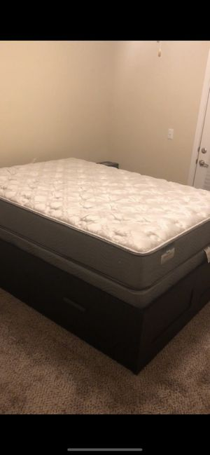 Queen Bed Frame for Sale in Atlanta, GA