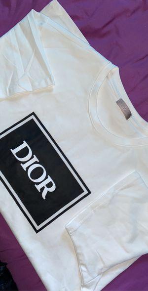 Dior shirt sz xl for Sale in MERRIONETT PK, IL