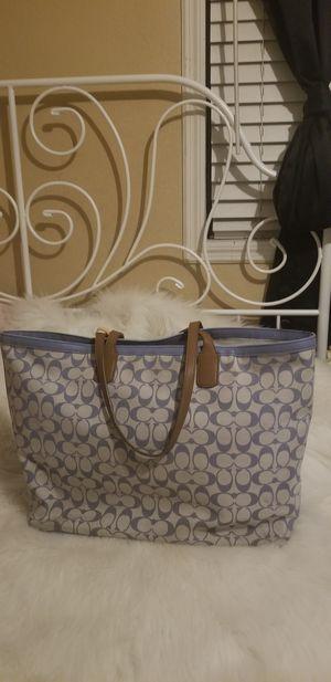original coach handbag for Sale in North Las Vegas, NV