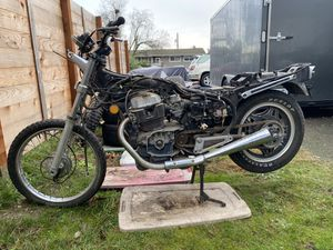 1982 Honda CB450SC Nighthawk CB450 SC parts or repair for Sale in Ruston, WA