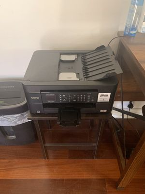 Brother All in One Color Printer Fax Scanner Copier for Sale in Lake Arrowhead, CA
