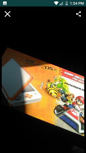 New $149 Nintendo 2DS XL w. Mario kart! Only $120 for Sale in Raleigh, NC