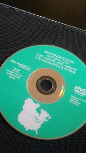 2007 Nissan Murano DVD navigation $40. for Sale in Rialto, CA