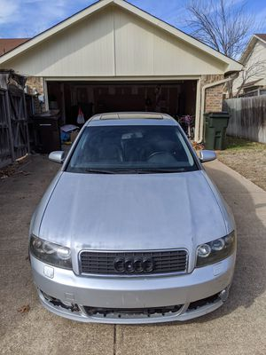 Cheap Running Project car AS IS $1500 Audi A4 1.8T for Sale in Plano, TX