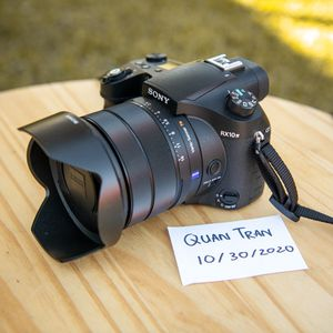 Sony RX10iv 4K camera for Sale in Garland, TX