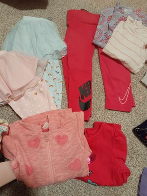 Toddler girl clothes for Sale in East Douglas, MA