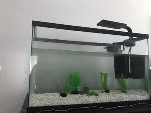 10 Gallon Fish Tank by Tetra for Sale in Plant City, FL