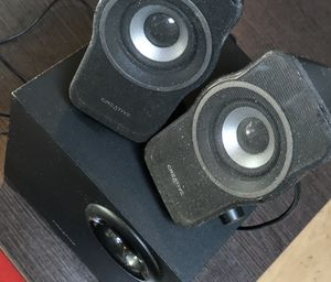 Creative A220 3 Speaker System for Sale in San Diego, CA