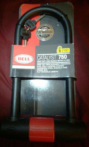 Brand new heavy duty bike lock for Sale in Las Vegas, NV