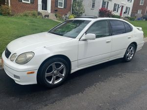 1998 GS300 Fully Loaded w/Chrome Rims for Sale in Silver Spring, MD