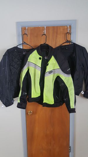 TOURMASTER Intake Air Series 2 Motorcycle Jacket - Men's Size 44 for Sale in Boulder, CO