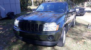 2006 Jeep Grand Cherokee Laredo 3.7L for Sale in Ocala, FL