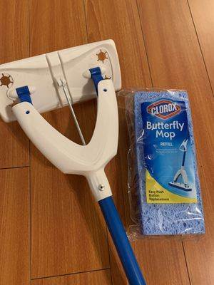 clorox butterfly mop for Sale in Los Angeles, CA