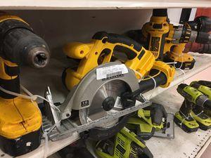 DeWalt 18V Power Tool Set for Sale in Austin, TX
