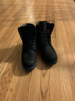 Black Timberland Boots for Sale in Taylor, MI