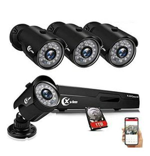 NEVER USED security cameras for Sale in Jacksonville, FL