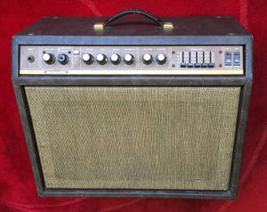 """RARE Acoustic Model 123 vintage 80s combo guitar amplifier G120 with 1x12"""" speaker! for Sale in Los Angeles, CA"""