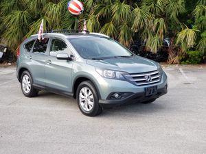 2012 HONDA CRV EXL for Sale in Fort Lauderdale, FL