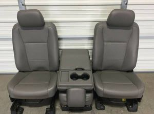 2013 F250 Seats and Center Console/Jumpseat for Sale in San Diego, CA