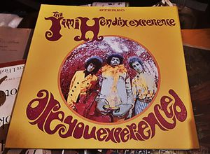 Jimi Hendrix XP - LP record (2011 w/booklet and inner slipcover for Sale in Canton, IL
