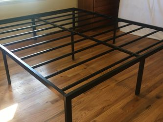 18 Inch High California King Bed Frame for Sale in Seattle,  WA
