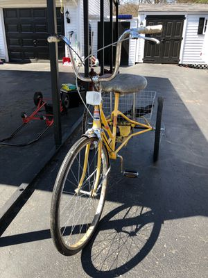 Vintage Columbia Tricycle for Sale in Maynard, MA