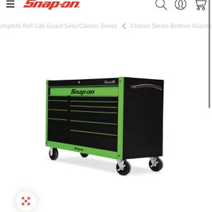 Snap on Tool box guard Set for Sale in Houston, TX