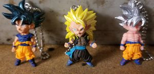 Dragonball Z One inch Collectible Keychain for Sale in Corona, CA