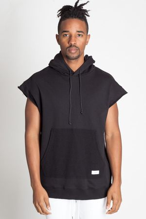 Sleeveless Hoodie Black / French Terry for Sale in Los Angeles, CA