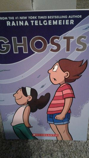 Ghost graphic novel for Sale in Crownsville, MD