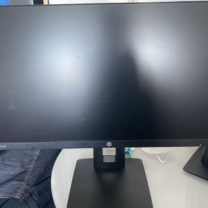 24 inch hp monitor, Less Than One Year. Cheap 95 for Sale in Jersey City, NJ