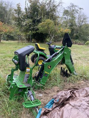 John Deere Backhoe Attachment for Sale in Vashon, WA