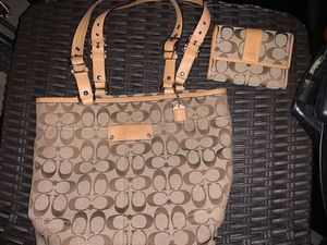 Coach Purse and Wallet for Sale in Frisco, TX