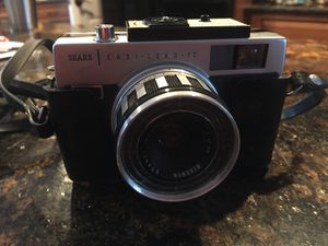 Sea SEARS EASI-LOAD FC camera with 40MM F2.8 RIKENON LENS for Sale in Littleton, CO