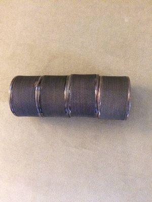 4 Bronze Metal Napkin Rings for Sale in Hampton, VA