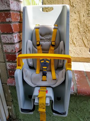 Like New Top Quality Brand & Safety Copilot RideAlong Child Bicycle Seat for Sale in Huntington Beach, CA