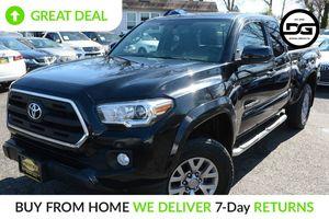 2017 Toyota Tacoma for Sale in Woodbridge Township, NJ