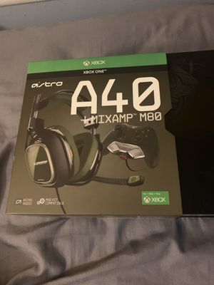 Astro A40+ Mixamp M80 for Sale in Cameron, MO