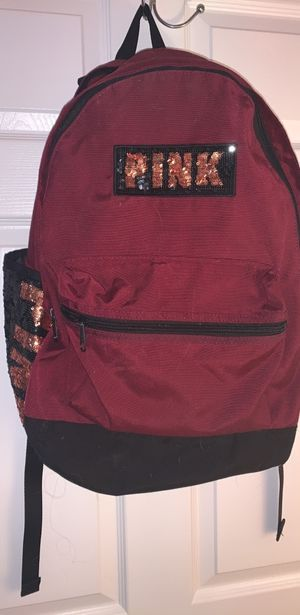 Pink backpack for Sale in Charles Town, WV