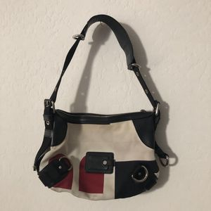 Bally Black white Red Purse for Sale in Phoenix, AZ