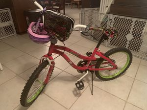 "20"" girls bike for Sale in Pembroke Pines, FL"