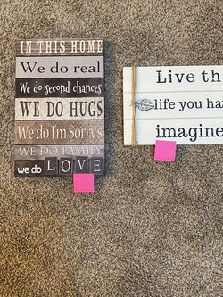 Wall Signs for Sale in Sherwood,  OR