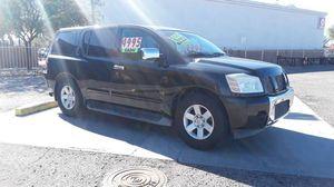 2006 Nissan Armada LE runs good.$4,995+taxes 185,371miles Camel Motors. for Sale in Tucson, AZ