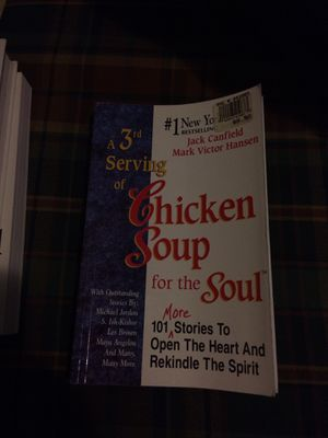 A 3rd Serving of Chicken Soup for the Soul for Sale in Canton, KS