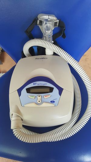 Resmed S7 Lightweight CPAP Machine for Sleep Apnea for Sale in Tampa, FL